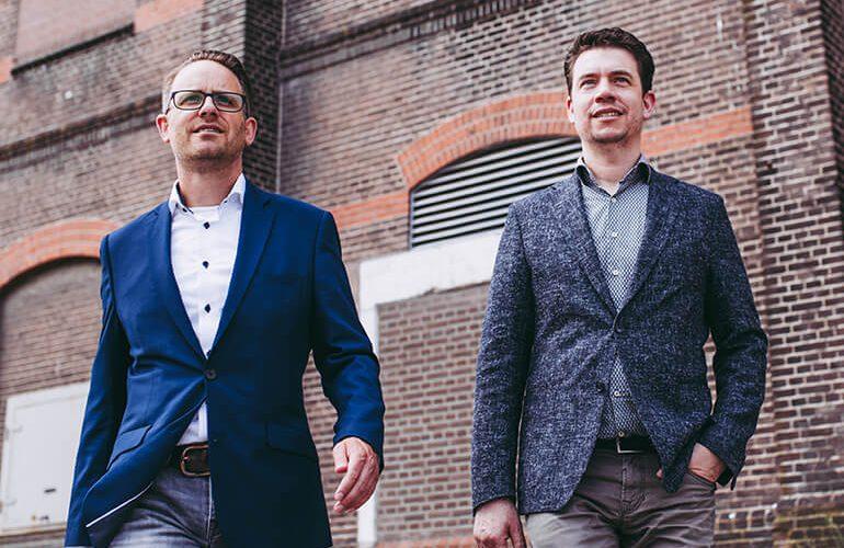 René & Maarten