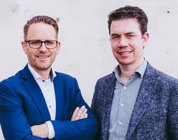 Contact met Maarten of René